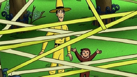 Curious George, Web Master