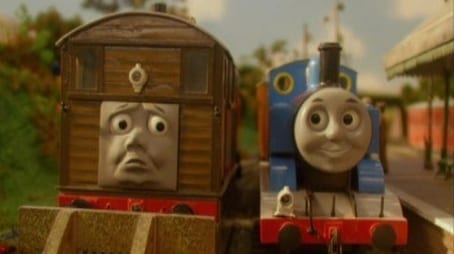 Thomas & The Special Letter