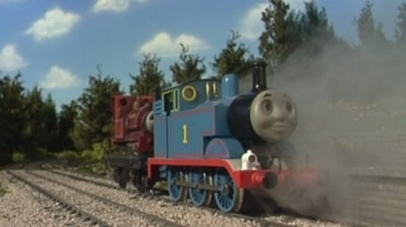 Thomas & Skarloey's Big Day Out