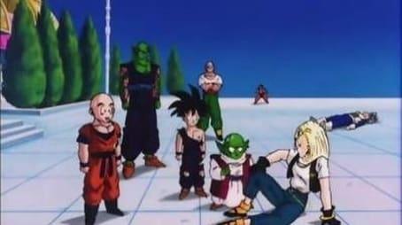 Son-Gokus Abschied
