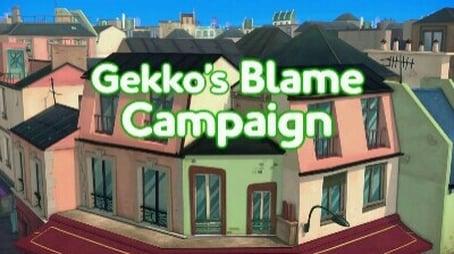 Gekko's Blame Campaign