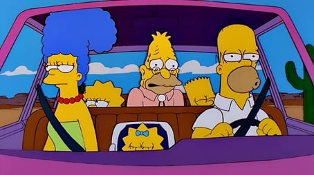 Homer Simpson in: