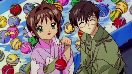 Sakura, Yukito and the Summer Festival