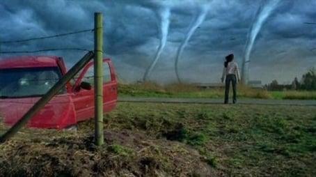 Als der Sturm kam…