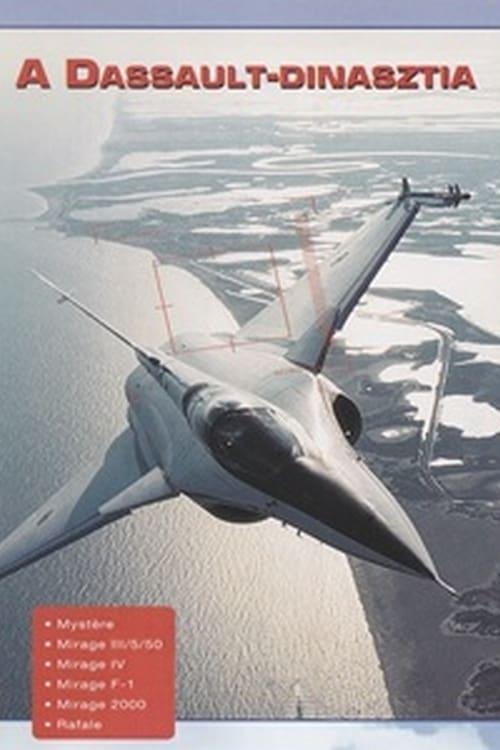 Guardare un film Combat in the Air - Dassault Dynasty (1996) Streaming ITA