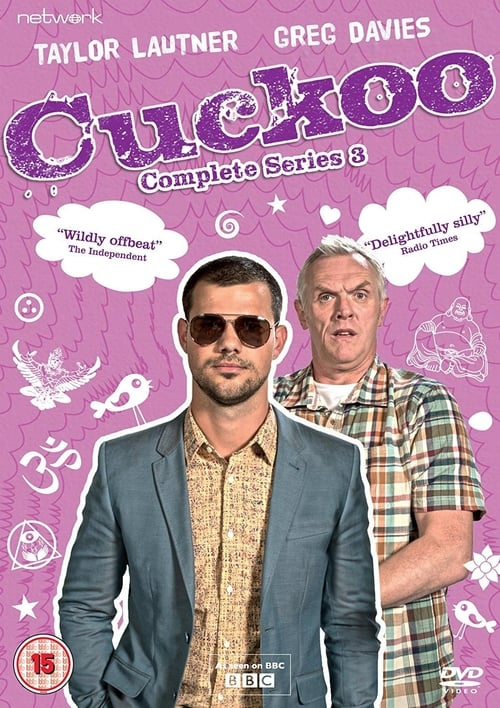 Cover of the Season 3 of Cuckoo