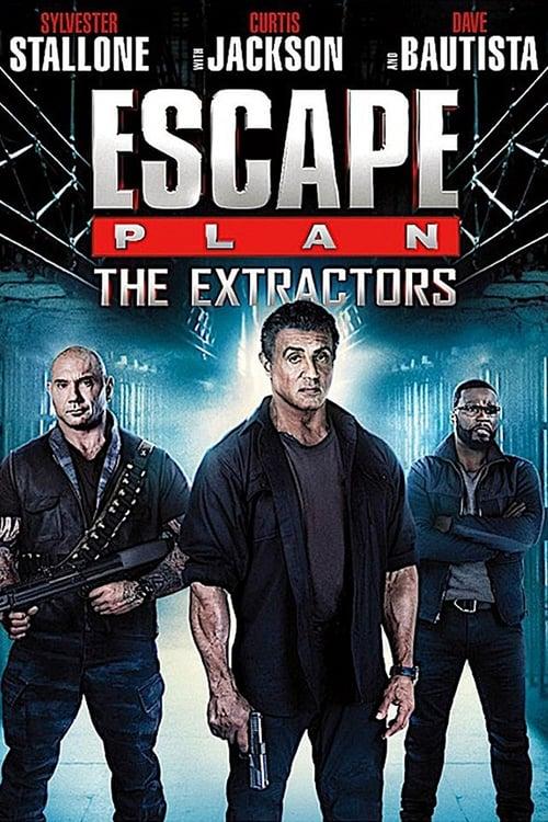 Útek z väzenia 3: Extractors