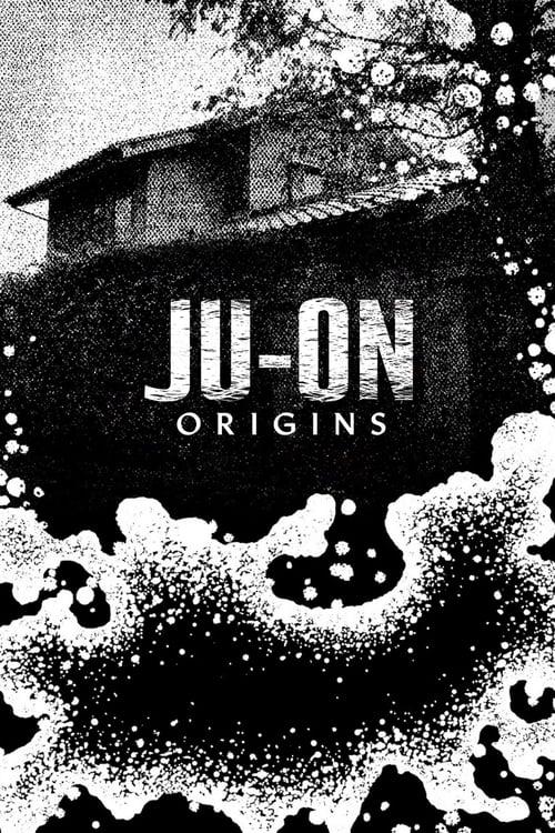 Cover of the Season 1 of Ju-On: Origins