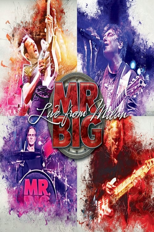Mr. Big: Live from Milan (2018) Watch Full Movie Streaming Online