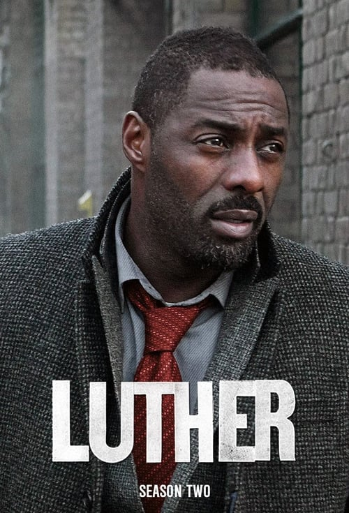 Cover of the Series 2 of Luther