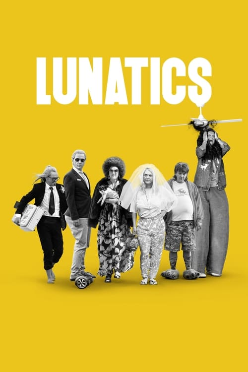 Cover of the Season 1 of Lunatics