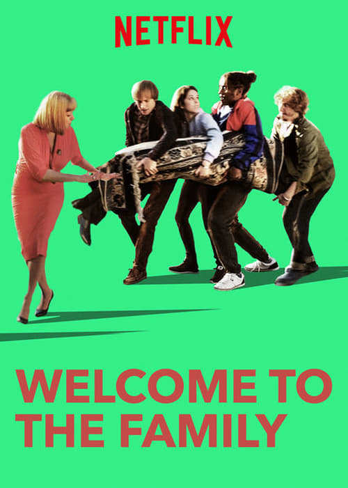 Cover of the Season 1 of Welcome to the Family
