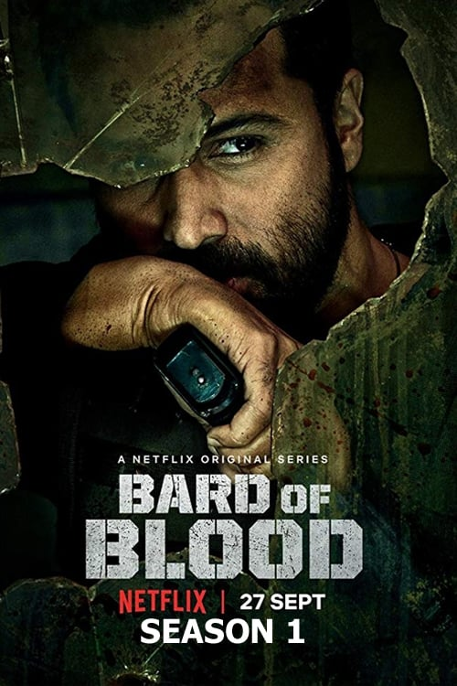 Cover of the Season 1 of Bard of Blood