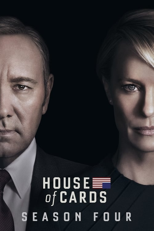 Cover of the Season 4 of House of Cards