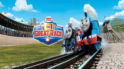 Thomas & Friends: The Great Race (2016) Watch Full Movie Streaming Online