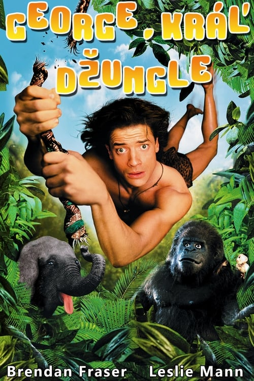 George, kráľ džungle