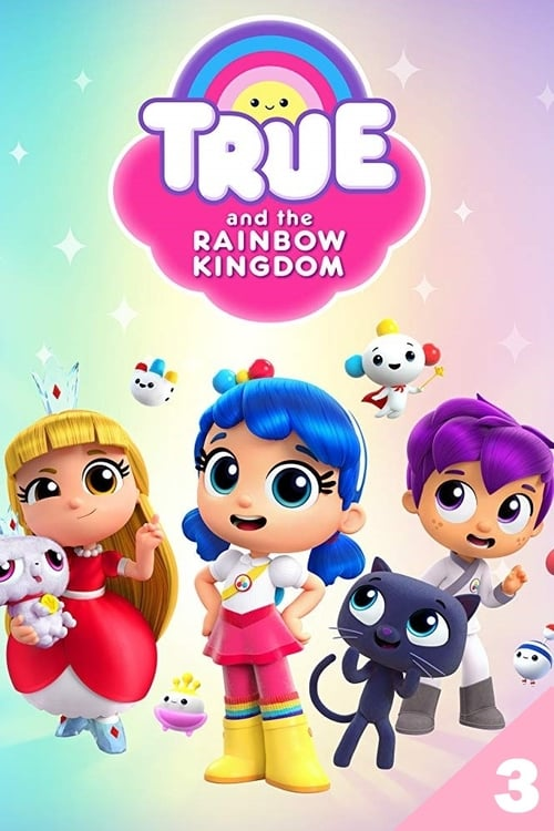 Cover of the Season 3 of True and the Rainbow Kingdom