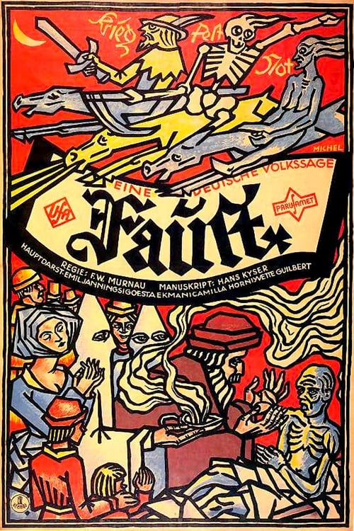 Faust – Bir Alman Halk Hikayesi