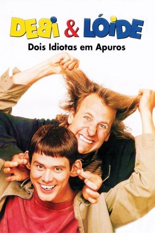 Debi & Lóide: Dois Idiotas em Apuros 1994 - BluRay 720p | 1080p / Dual Áudio 5.1 – Download