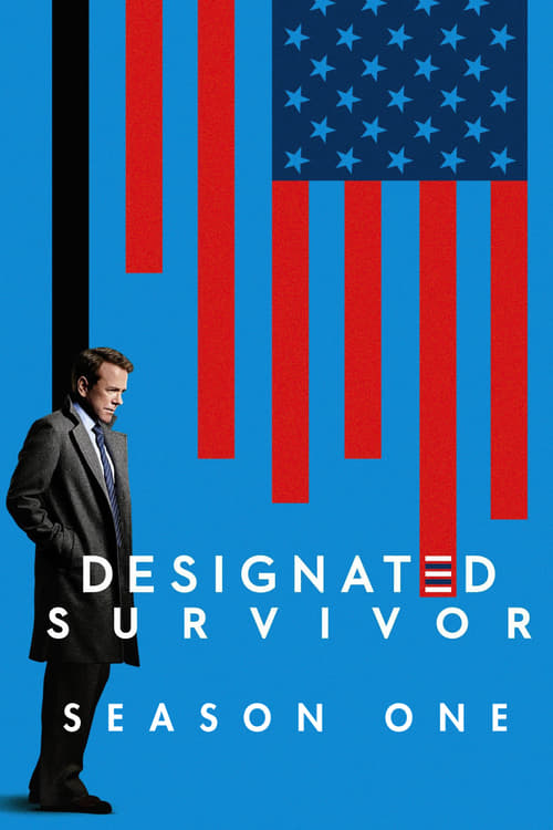 Cover of the Season 1 of Designated Survivor