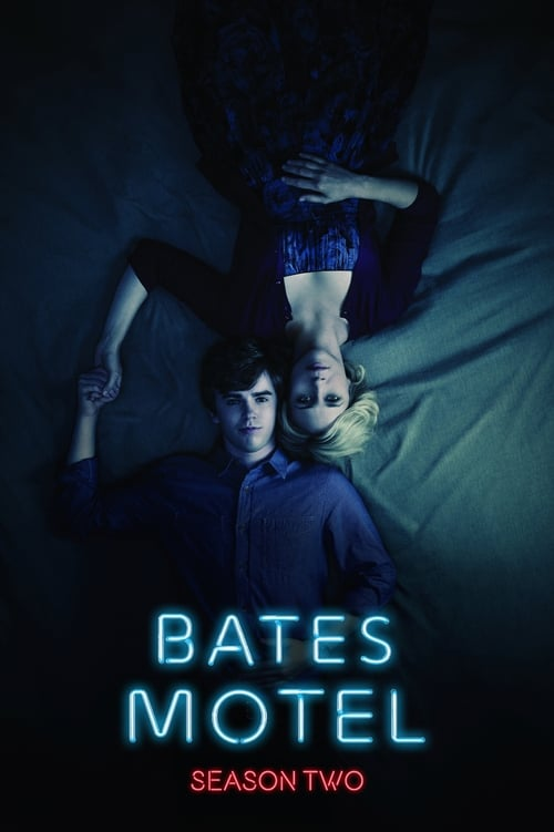 Cover of the Season 2 of Bates Motel