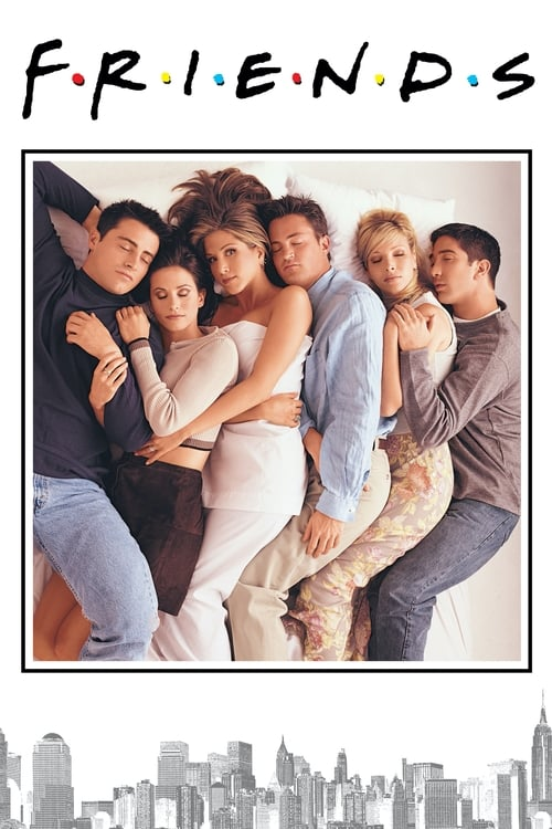 Cover of the Season 4 of Friends