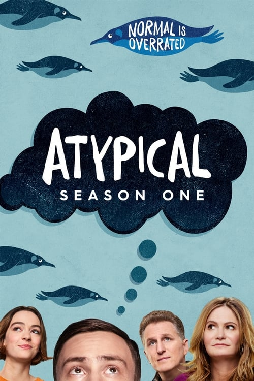Cover of the Season 1 of Atypical