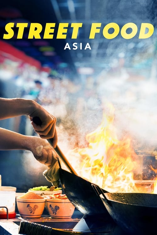 Cover of the Asia of Street Food