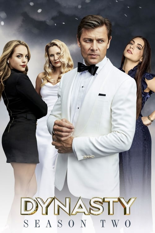 Cover of the Season 2 of Dynasty