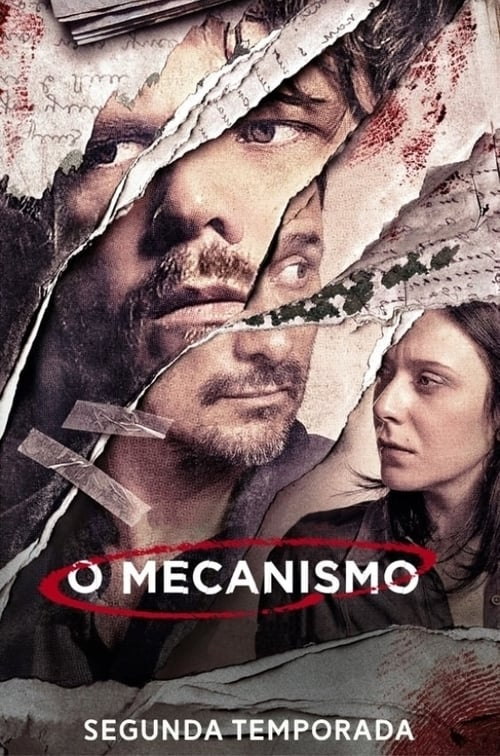 Cover of the Season 2 of The Mechanism