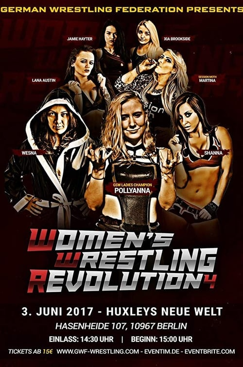 GWF Women's Wrestling Revolution 4