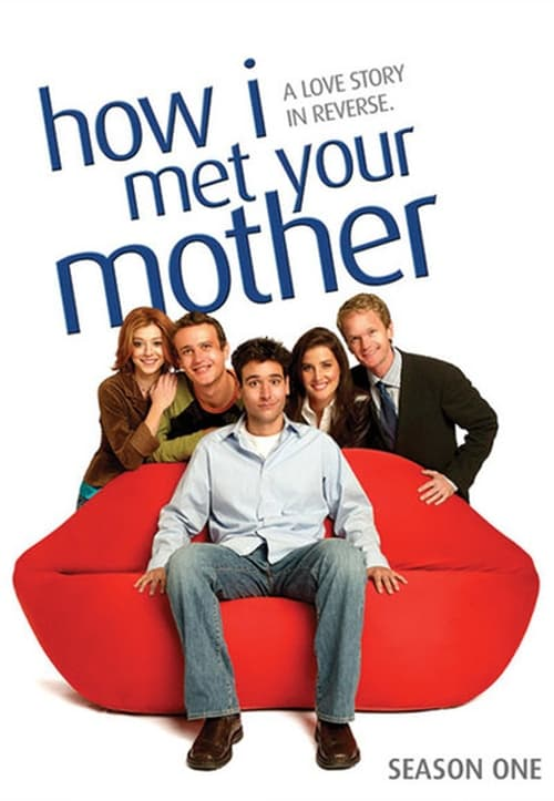 Cover of the Season 1 of How I Met Your Mother