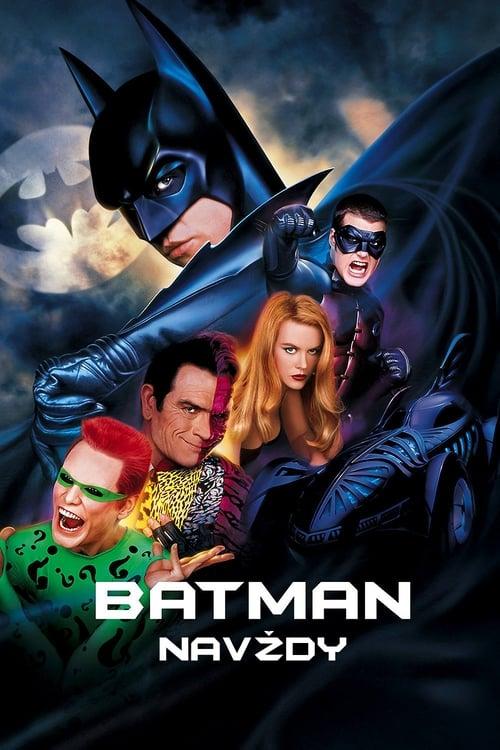 Navždy Batman