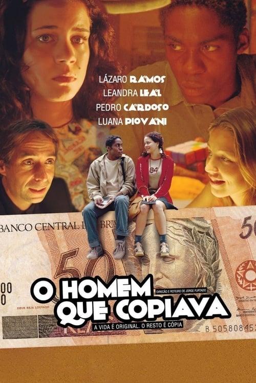 El hombre que copiaba (2003) PelículA CompletA 1080p en LATINO espanol Latino