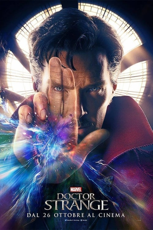 Doctor Strange (2016) Watch Full Movie Streaming Online