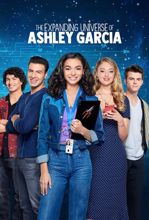 Cover of the Season 1 of The Expanding Universe of Ashley Garcia