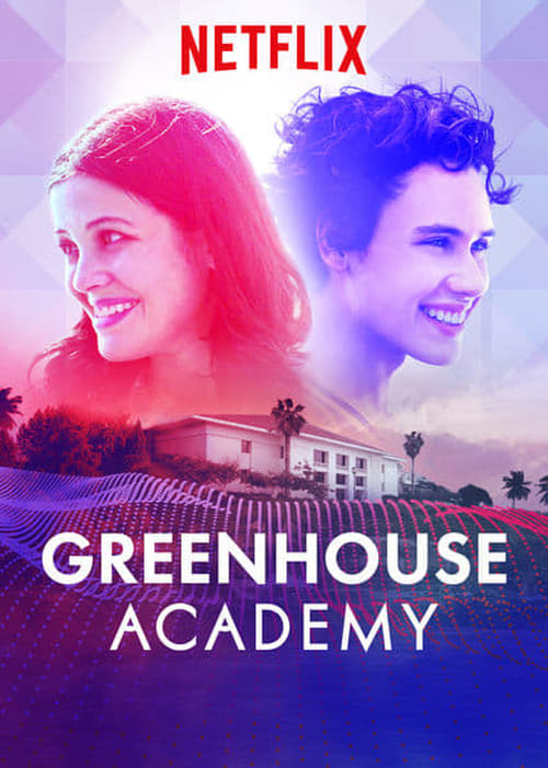 Cover of the Season 3 of Greenhouse Academy