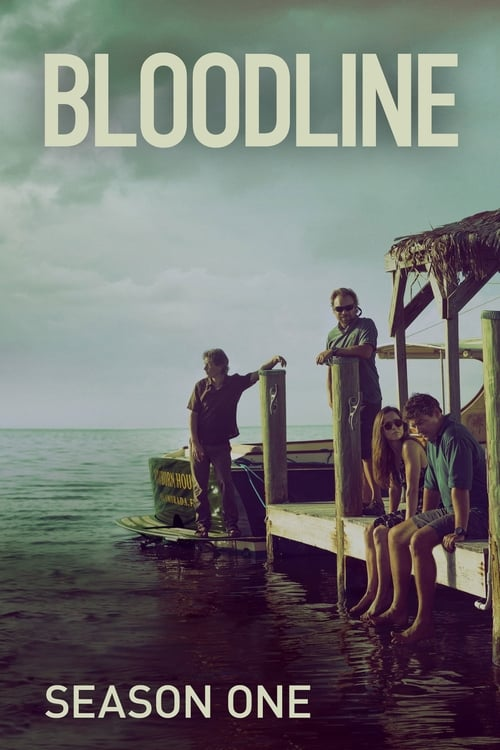 Cover of the Season 1 of Bloodline