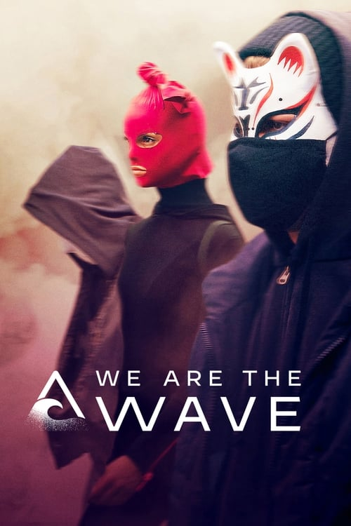 Cover of the Season 1 of We Are the Wave
