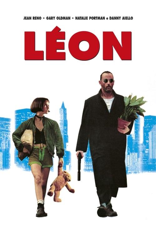 Léon (1994) Watch Full Movie Streaming Online