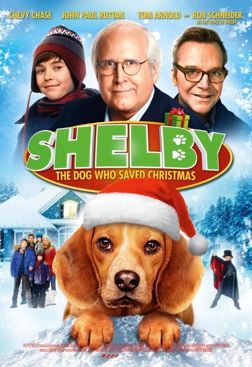 Shelby: Pes, ktorý zachránil Vianoce