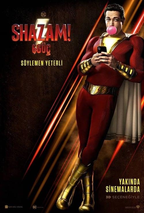 Shazam! 6 Güç