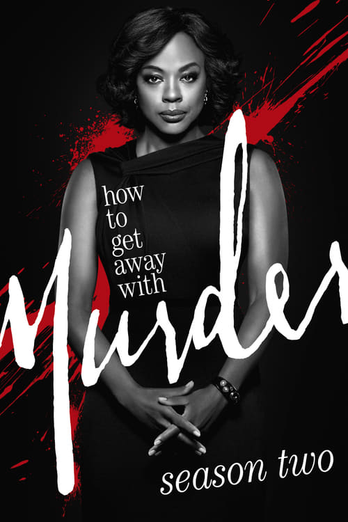 Cover of the Season 2 of How to Get Away with Murder
