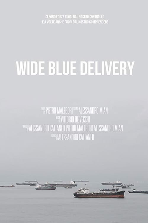 Wide Blue Delivery