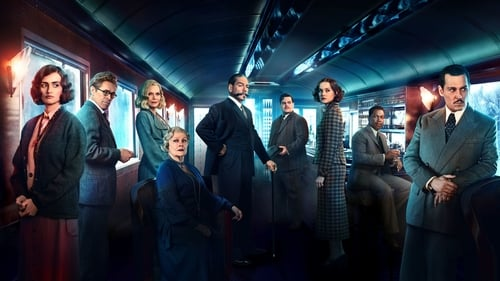 Murder on the Orient Express (2017) Watch Full Movie Streaming Online