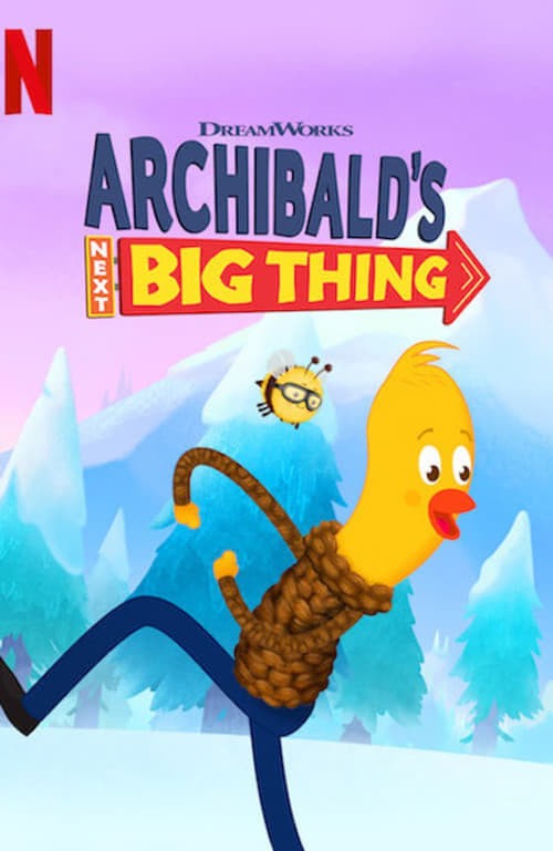 Cover of the Season 2 of Archibald's Next Big Thing