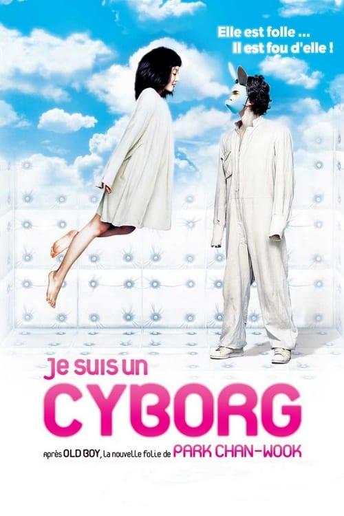 Je suis un cyborg (2006) Film complet HD Anglais Sous-titre