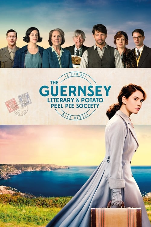 The Guernsey Literary & Potato Peel Pie Society (2018) Watch Full Movie Streaming Online