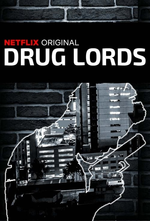 Cover of the Season 1 of Drug Lords