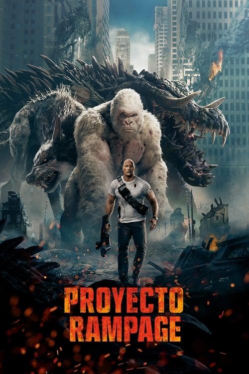 Proyecto Rampage (2018) Repelisplus Ver Ahora Películas Online Gratis Completas en Español y Latino HD